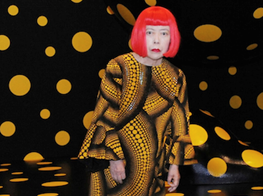 Yayoi Kusama At 85: The Ideas Just Keep Coming