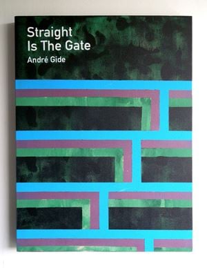 Straight Is The Gate / André Gide by Heman Chong contemporary artwork
