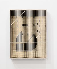 Mat 61 x 81 #19-29 by Suki Seokyeong Kang contemporary artwork sculpture, textile