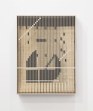 Mat 61 x 81 #19-29 by Suki Seokyeong Kang contemporary artwork