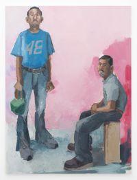 Deni & Francisco by John Sonsini contemporary artwork painting