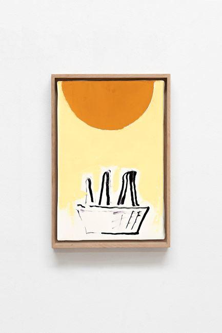 Planète 23 by Etel Adnan contemporary artwork
