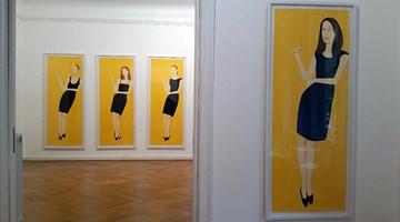 DavisKlemm gallery contemporary art gallery in Wiesbaden, Germany