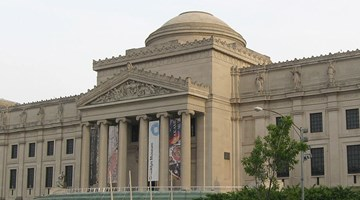 Brooklyn Museum contemporary art institution in New York, USA