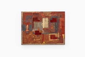 Untitled by Antonio Dias contemporary artwork mixed media