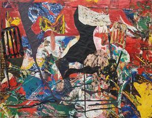 Red Velvet by Angel Otero contemporary artwork