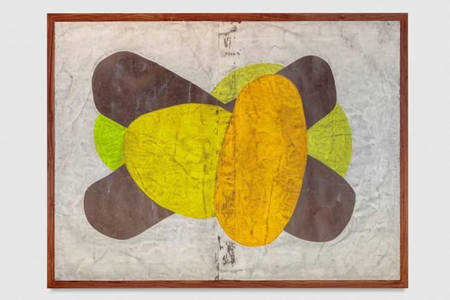 Interrobang (Bwee-Bahp) by Tony Lewis contemporary artwork