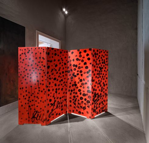 Erik Andriesse, Room #4, Kewenig, Berlin, 2021, exhibition view © the artist's estate, photo by Lepkowski Studios Berlin.