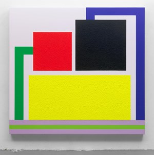 To be titled by Peter Halley contemporary artwork