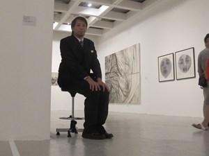 Chair Movement by Ching Chin Wai Luke contemporary artwork