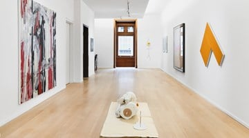 Contemporary art exhibition, Group Exhibition, Tissue of Memory at Simon Lee Gallery, New York, USA