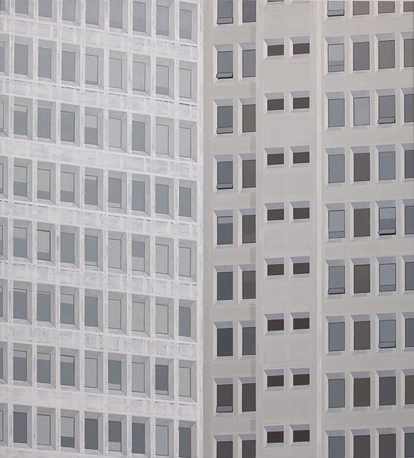 Seoul National University Hospital 11am by Suyoung Kim contemporary artwork