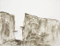 Calling the Deep (Drawing 1) by Joanna Langford contemporary artwork sculpture