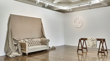 Contemporary art exhibition, Analia Saban, Interiors at Sprüth Magers, London