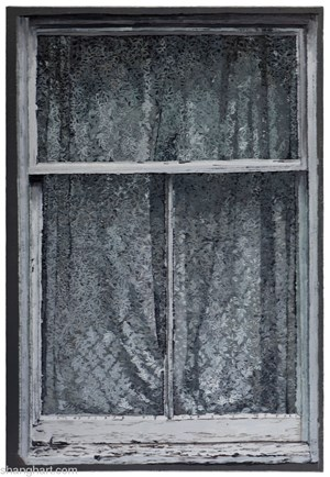 Cottage Window I by Yuan Yuan contemporary artwork