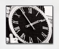 Moscow Time by Bettina Pousttchi contemporary artwork photography