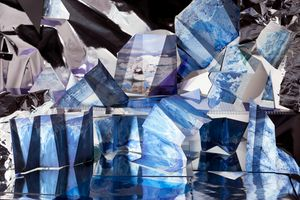 Glaciers by Anastasia Samoylova contemporary artwork photography