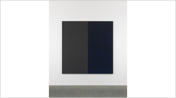 Contemporary art exhibition, Callum Innes, WITH CURVE at Sean Kelly, New York