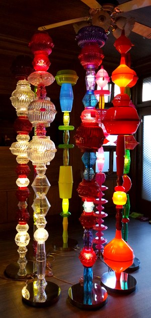 Alchemy by Choi Jeong Hwa contemporary artwork sculpture