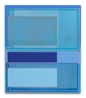 Icebox by Patrick Wilson contemporary artwork