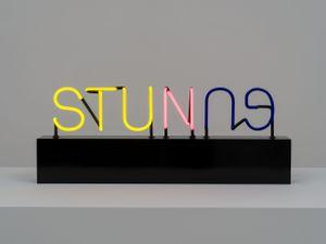 STUNGUN by Richard Jackson contemporary artwork