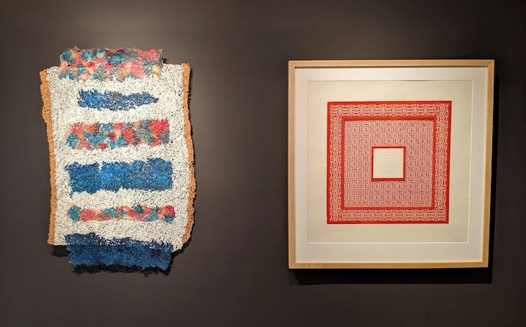 Exhibition view: Group Exhibition,Summer Group Show, Sundaram Tagore Gallery, Madison Avenue, New York (25 July–30 August 2019). Courtesy Sundaram Tagore Gallery.