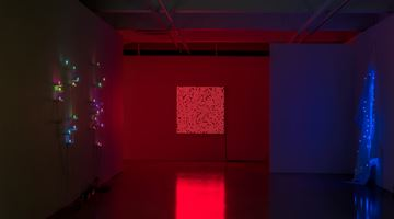 Contemporary art exhibition, Tatsuo Miyajima, Connect with Everything at Gallery Baton, Seoul