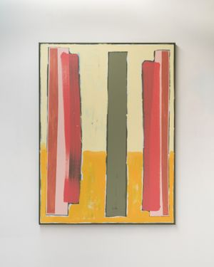 Turbo Island by Ed Bats contemporary artwork