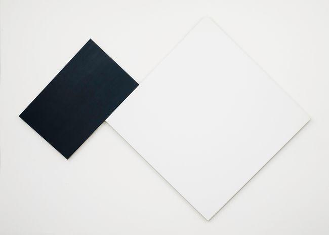 White Black by Ellsworth Kelly contemporary artwork