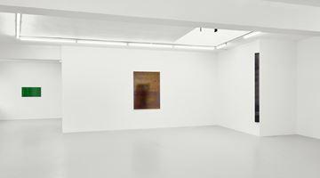 Contemporary art exhibition, Liz Deschenes, Keystone at Campoli Presti, London