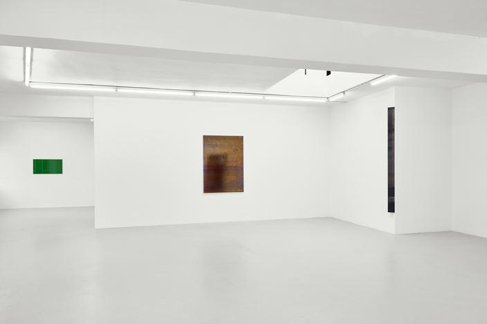 Exhibition view: Liz Deschenes, Keystone, Campoli Presti, London (29 September–24 November 2019). Courtesy Campoli Presti.