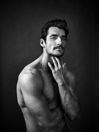 David Gandy by Andy Gotts contemporary artwork photography, print