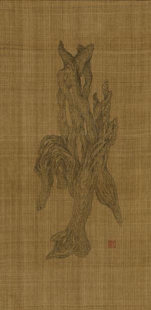 Cotton and Linen 197.29-2 by Li Chen contemporary artwork