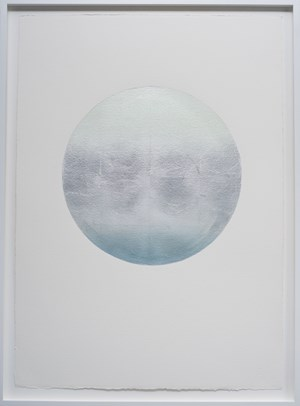 Gekkou Moonlight October 12 by Miya Ando contemporary artwork