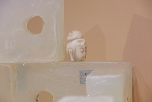Written in Soap by Meekyoung Shin contemporary artwork
