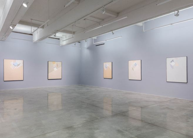 Exhibition view: Suh Seung-Won, Early Works: 1960s to 1980s, Tina Kim Gallery, New York (5 September–12 October 2019). Courtesy Tina Kim Gallery. Photo: Jeremy Haik.