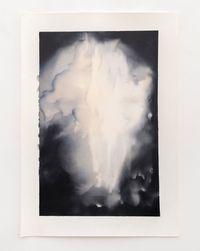waking V by Alexandra Karakashian contemporary artwork painting, works on paper