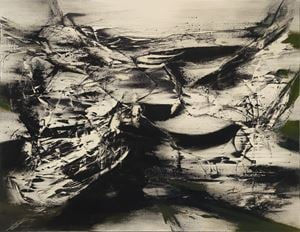 Sea Change II by Yang Chihung contemporary artwork