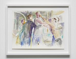 Dans la rue, 17 by John Kelsey contemporary artwork