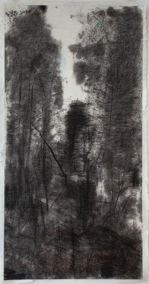 Heze Shenhui by Wang Gongyi contemporary artwork