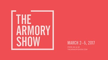 Contemporary art exhibition, The Armory Show 2017 at P·P·O·W Gallery, New York