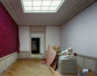 Salles du XIX, Attique du Nord, Aile du Nord - Attique, Château de Versailles, France by Robert Polidori contemporary artwork print