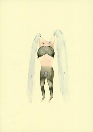 Venus Versus Venus #4 by Tara Marynowsky contemporary artwork