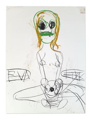 A&E, EVA FUCK, Santa Anita session by Paul McCarthy contemporary artwork