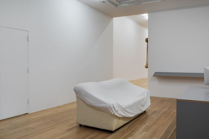 Exhibition view: Michael E. Smith, Andrew Kreps Gallery, 22 Cortlandt Alley, New York (29 February–28 March 2020).Courtesy the Artist and Andrew Kreps Gallery. Photo:Dawn Blackman.