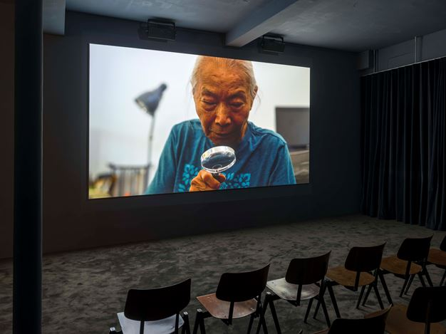 Exhibition view: Wang Bing, Galerie Chantal Crousel, Paris (1–22 December 2018). Courtesy the artist and Galerie Chantal Crousel, Paris.Photo: Florian Kleinefenn