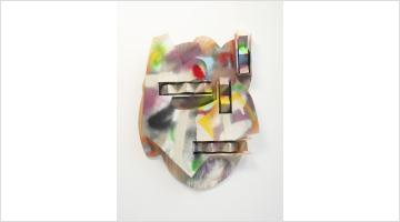 Contemporary art exhibition, Richard Tuttle, Nine Stepping Stones at David Kordansky Gallery, Los Angeles