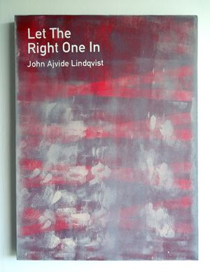 Let The Right One In / John Ajvide Lindqvist by Heman Chong contemporary artwork