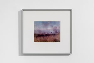 Burning fields, Melmerby, North Yorkshire by Paul Graham contemporary artwork