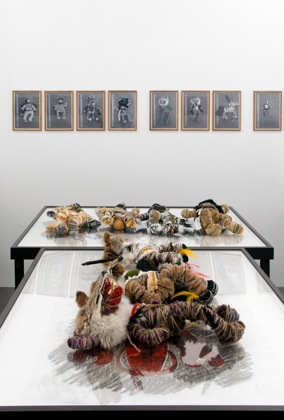 MAA-NUPI WAKIPI by Chris Lipomi contemporary artwork